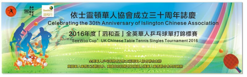 SeeWoo Cup Banner 2016