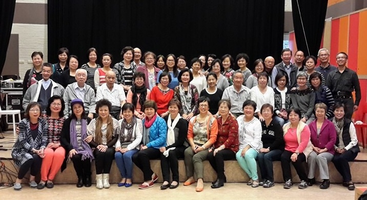 Cantonese Exchange Group picture