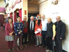 Islington Chinese Association with its local MP