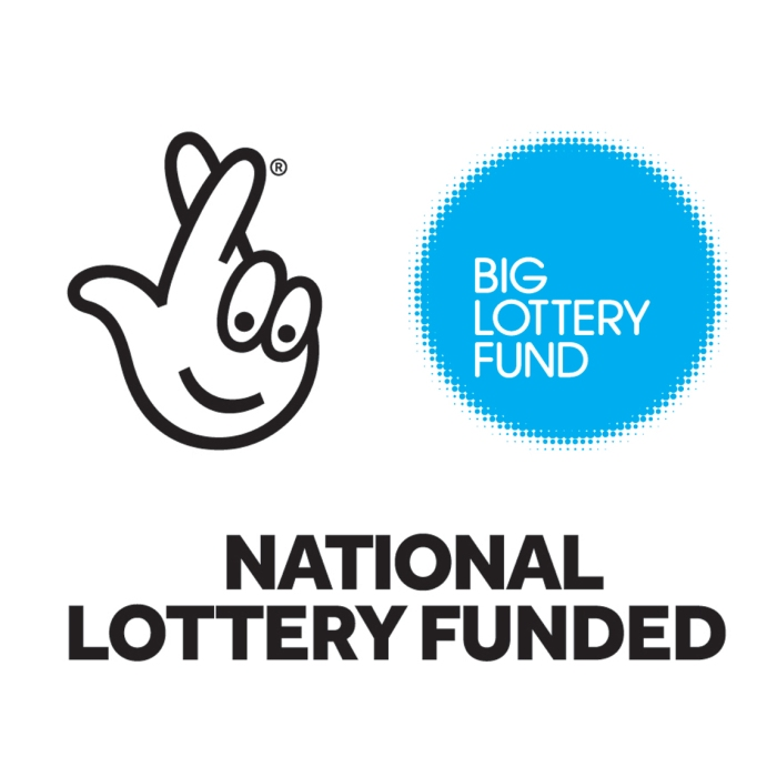 Big lottery symbol